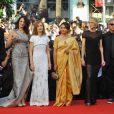 Les membres du jury lors du 62e Festival de Cannes