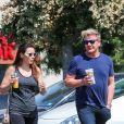 Exclusif - Gordon Ramsay et sa femme Tana se promènent à Los Angeles, le 18 juillet 2018.