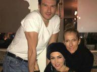 Céline Dion, décontractée et au naturel, retrouve Pepe Munoz
