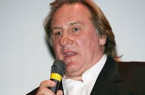 Quand Gérard Depardieu donne des leçons de 7e Art : ''Le cinéma, je n'en ai rien à foutre !''