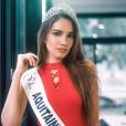 Carla Bonesso, Miss Aquitaine 2018.
