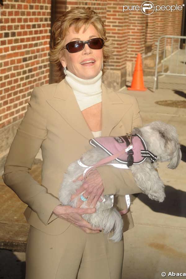 Jane Fonda et Tulea