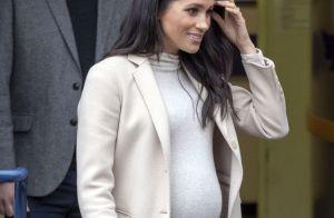 Meghan Markle enceinte :