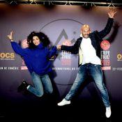 Sabrina Ouazani et Franck Gastambide : Deux amoureux festifs à l'Alpe d'Huez