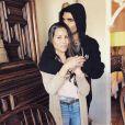 Miles Richie, le fils de Lionel Richie et frère de Nicole et Sofia Richie, sur Instagram.