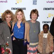 Valeria Bruni-Tedeschi, fière, présente sa fille et actrice, Oumy, 10 ans !