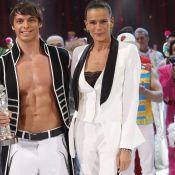 Stéphanie de Monaco lumineuse, en famille, avec ses lauréats spectaculaires