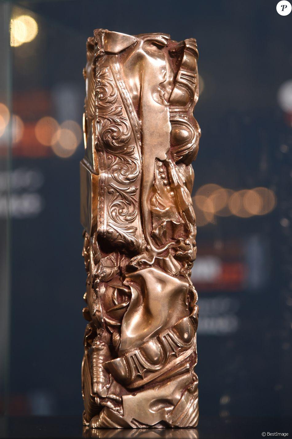 Conférence de presse de l'annonce des nominations pour la cérémonie des César 2019 au Fouquet's à Paris. Le 23 janvier 2019 © Giancarlo Gorassini / Bestimage