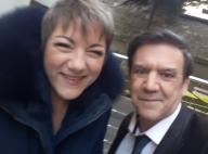 """Christian Quesada charmé par Marie-Christine pour """"leur première fois"""""""