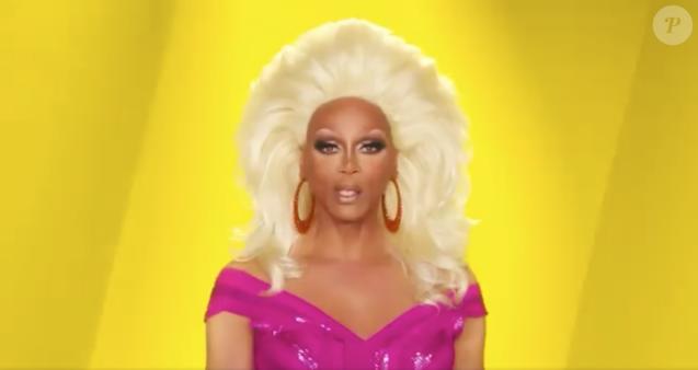 """RuPaul dans le teaser de """"RuPaul's Drag Race"""" saison 11, le 24 janvier 2019."""