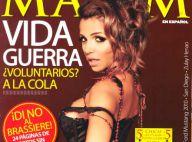 Vida Guerra, la bombe cubaine vous dévoile sa chute de reins...