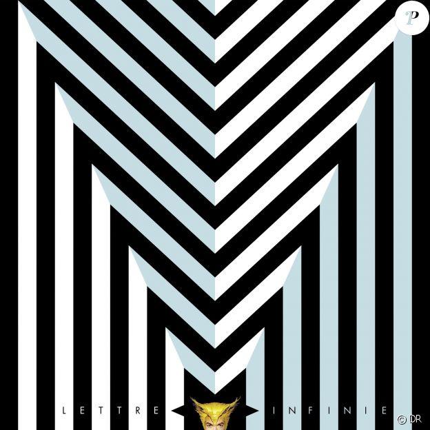 M - Lettre infinie - sorti le 25 janvier 2019.