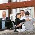 Victoria de Suède rencontre le prince Frederik de Danemark. 26/05/09