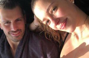 Camille Schneiderlin divine en bikini pour sa 1re sortie en amoureux depuis bébé
