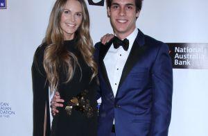 Elle Macpherson : Canon devant son fils de 20 ans, l'élégant Flynn