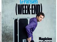 Éric Antoine : Dent cassée, cheveux incendiés... le magicien est très maladroit