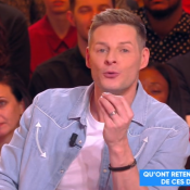 """TPMP : """"Lâche"""", """"raté""""... Matthieu Delormeau dézingue Thierry Moreau !"""