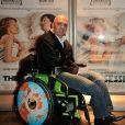 Philippe Croizon - Avant-première du film 'The Sessions' au cinéma MK2 Bibliotheque à Paris, le 25 février 2013.