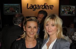 Flavie Flament et Laurence Ferrari : les jolies blondes sont... très bonnes copines et ont la même passion  !