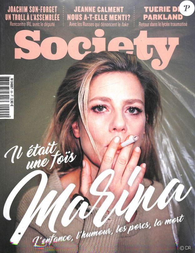 Le magazine Society du mois de février 2019