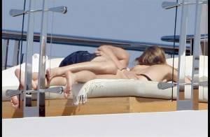 EXCLU : Miranda Kerr et Orlando Bloom... câlins sensuels sous le soleil de Cannes !