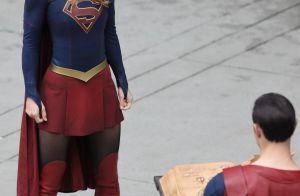 Melissa Benoist : La star de Supergirl annonce ses fiançailles avec Chris Wood