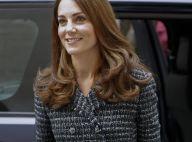 Kate Middleton : Nouveau tailleur chic et conférence engagée à Londres