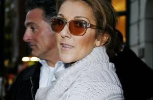 Céline Dion fête les 7 ans de son fils dans une pizzeria parisienne