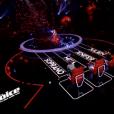 """Vay dans """"The Voice 9"""" sur TF1, le 16 février 2019."""
