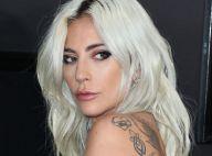 Lady Gaga dévoile un immense tatouage et une bourde sur un autre...