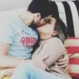 Darren Criss et sa compagne Mia Swier se sont fiancés le 19 janvier 2018. Photo Instagram.