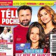 """Magazine """"Télé Poche"""" en kiosques le 18 février 2019."""