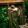 Maya Hawke, la fille d'Uma Thurman et Ethan Hawke, figure sur le look book de la collection printemps-été 2019 de Zac Posen.