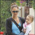 Jeune maman de sa petite Honor, Jessica Alba a changé ses priorités de jeune actrice ambitieuse. Mère et fille sont aujourd'hui inséparables et toutes deux aussi jolies !