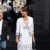 Hommage à Yves Saint Laurent : Ségolène Royal, Alain Chamfort, Inès de la Fressange... de nombreuses personnalités ont salué sa mémoire