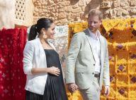 Meghan Markle et Harry au Maroc : séance shopping main dans la main