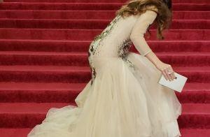 Oscars 2019 : Blanca Blanco sort le grand jeu... et trébuche !