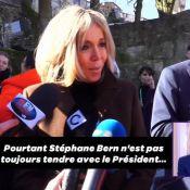 Brigitte Macron et Stéphane Bern parfois trop complices pour le président ?