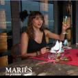 """Nolwenn et Florian de """"Mariés au premier regard 3"""" - 18 mars 2019, sur M6"""