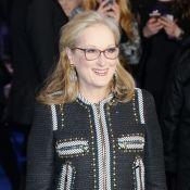 Meryl Streep est grand-mère pour la première fois à 69 ans !