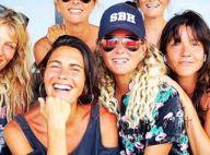 Laeticia Hallyday retrouve Alessandra Sublet : sourires et baiser à Saint-Barth'