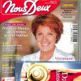"""Magazine """"Nous Deux"""", en kiosques mardi 5 mars 2019."""