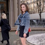 Fashion Week : Morgane Polanski côtoie la chérie de Brooklyn Beckham