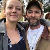 """Mort de Luke Perry, sa fille Sophie bouleversée : """"Tout s'est passé si vite"""""""