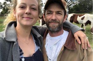 Mort de Luke Perry, sa fille Sophie bouleversée :