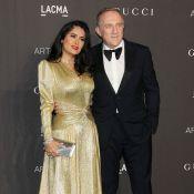 """Salma Hayek : La chirurgie, son mari (""""le meilleur au monde"""")... Elle se confie"""
