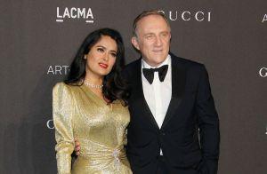 Salma Hayek : La chirurgie, son mari (