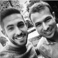 """Florian et Vivien de """"Mariés au premier regard"""" - Instagram, mars 2019"""