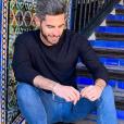 """Florian de """"Mariés au premier regard"""" à Séville - Instagram, 29 janvier 2019"""