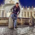 """Florian de """"Mariés au premier regard"""" à Rome - Instagram, 19 novembre 2018"""